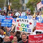 Les mariages gays bloqués en Californie