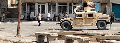 Un attentat très meurtrier contre l'armée d'Irak
