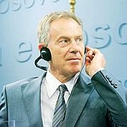 Tony Blair se révèle doué en affaires