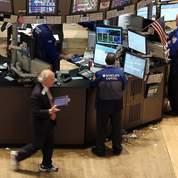 Solide rebond à Wall Street