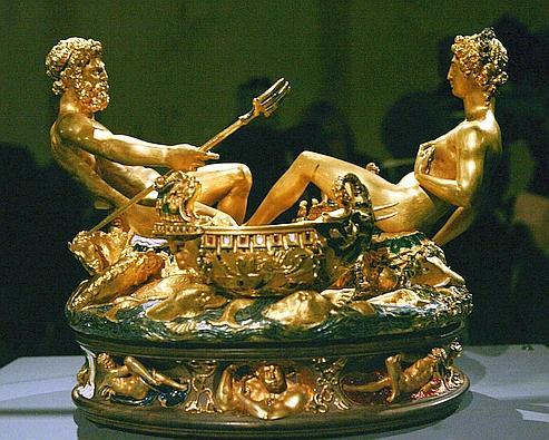 Benvenuto Cellini, le premier artiste maudit