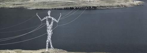 En Islande, un projet de pylônes à forme humaine