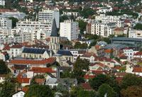 La taxe d'habitation a rapporté 16,5 milliards d'euros en 2009. (Photo à Rueil Malmaison, crédits: François Bouchon/Le Figaro)