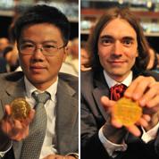 Deux Français lauréats de la médaille Fields