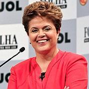 Dilma Rousseff surfe sur la popularité de Lula