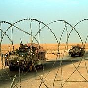 Irak: l'Amérique retire sa force de frappe