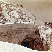 Mont Blanc: une poche d'eau menaçante