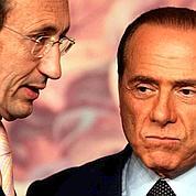 Berlusconi agite la menace d'élections