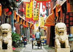 À Tongli, près de Suzhou, le temps semble s'être arrêté. Une chine médiévale et féérique.