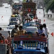 Au Pakistan, 200.000 nouveaux sans-abri