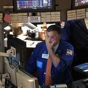 Wall Street a glissé dans le rouge
