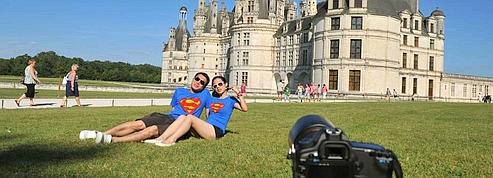 Les touristes étrangers <br/>retrouvent la France<br/>