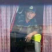 Manille : des touristes pris en otages