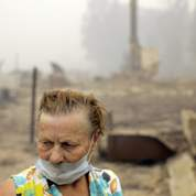 Les incendies plombent la croissance russe