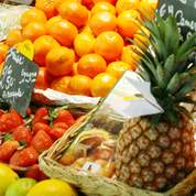 Fruits : les prix en hausse de 11%