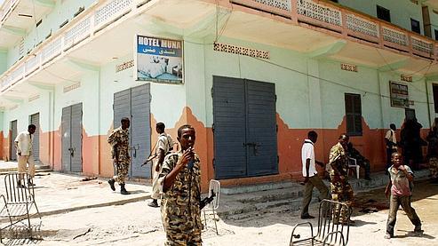 Des rebelles ont pris d'assaut l'hôtel Muna à Mogadiscio, faisant 30 morts.