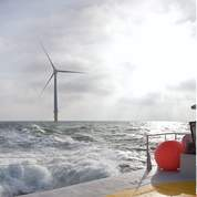 Éolien marin: Paris engage 10milliards €