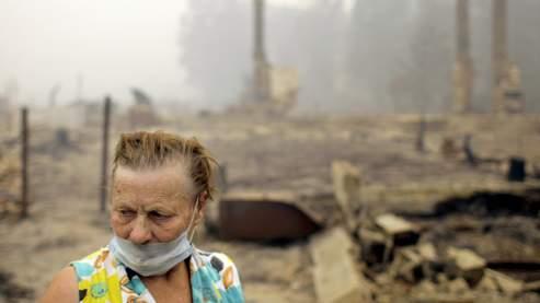 Russie : les incendies vont plomber la croissance