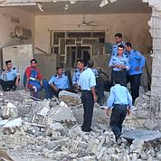 Attentats en série à travers l'Irak