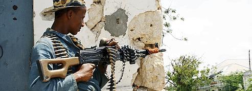 Les islamistes somaliens à l'assaut du palais présidentiel
