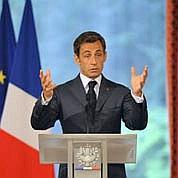 Sarkozy fixe ses priorités pour le G20