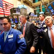 Wall Street sous les 10.000 points