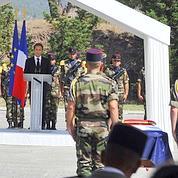 Sarkozy «assume» les pertes en Afghanistan