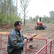 Russie : une autouroute controversée suspendue