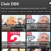 Imbroglio autour d'un «Club DSK»