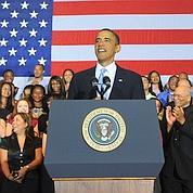 Obama rend hommage aux victimes de Katrina