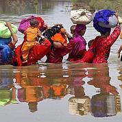 L'urgence au Pakistan, noyé sous les eaux