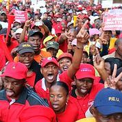 L'euphorie a quitté l'Afrique du Sud