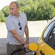 L'autosatisfaction de Poutine