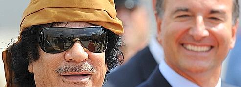 Colère en Italie après un nouveau show de Kadhafi