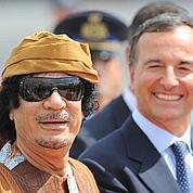 Colère en Italie après un discours de Kadhafi