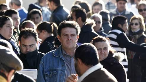 «Jamais la zone euro n'a connu autant de chômage»