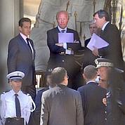 Sécurité : Sarkozy veut se montrer «inflexible»