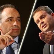 UMP: la rivalité Copé-Bertrand au grand jour