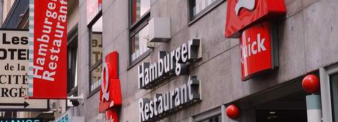 Quatorze restaurants Quick passent à la viande halal