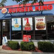 Un fonds avale Burger King pour 4 milliards $