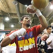 Manny, du ring à l'arène politique
