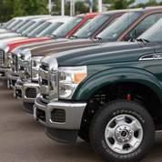 Auto: seul Chrysler tient bon aux Etats-Unis