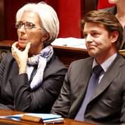 Impôt : Lagarde refuse une hausse avant 2012
