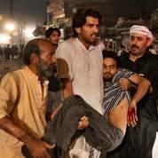 Triple attentat suicide au Pakistan
