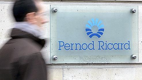 Les résultats de Pernod Ricard tirés par les pays émergents