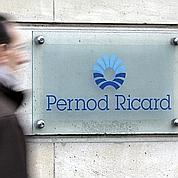 Pernod Ricard: résultats tirés par les émergents