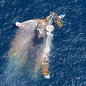 USA: incendie sur une plateforme pétrolière