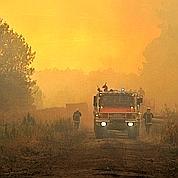 L'incendie dans les Landes est criminel