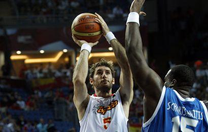 L'Espagne sort le grand jeu