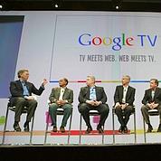 Google TV lancé à l'automne